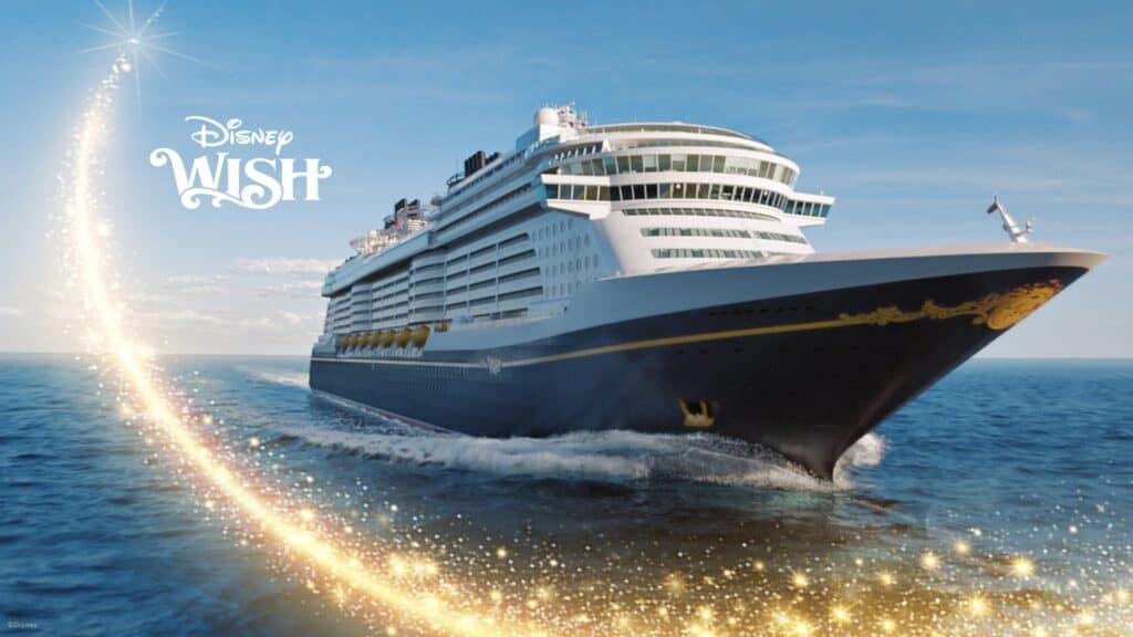 Disney Cruise Line Disney Wish Ship