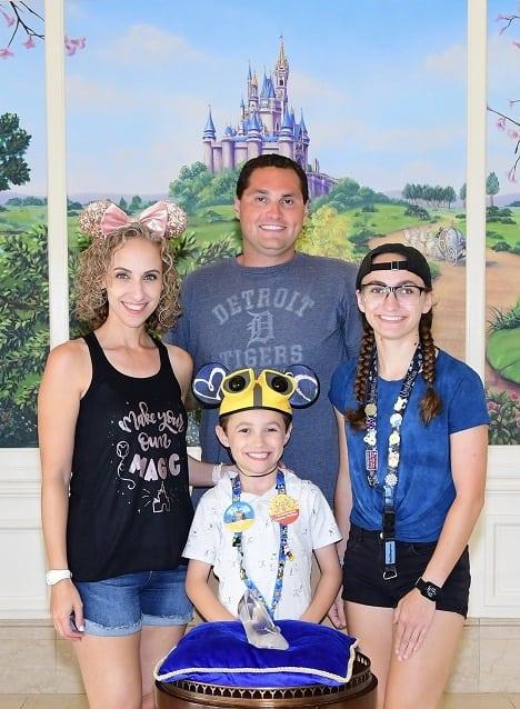 Meghan Fox and Family